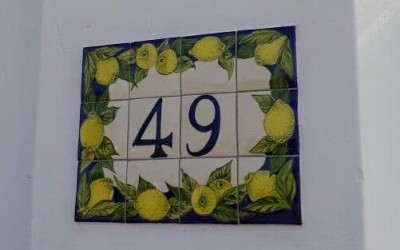 House number lemons