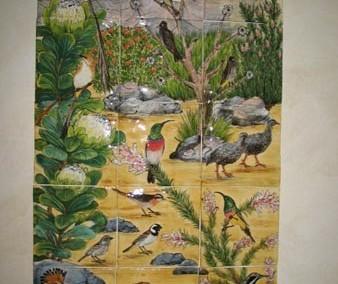 Fynbos Birds