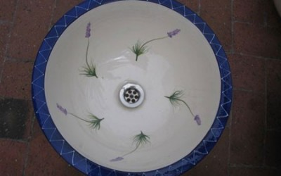 Lavender Blue Rim