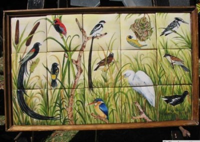 Reed Birds