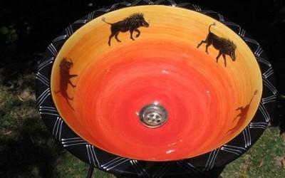 Sunset Warthog